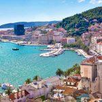 splita horvātija