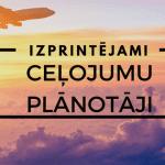 ceļojumu plānotājs