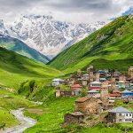 ceļojums uz gruziju