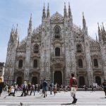 lēti lidojumi uz Milānu